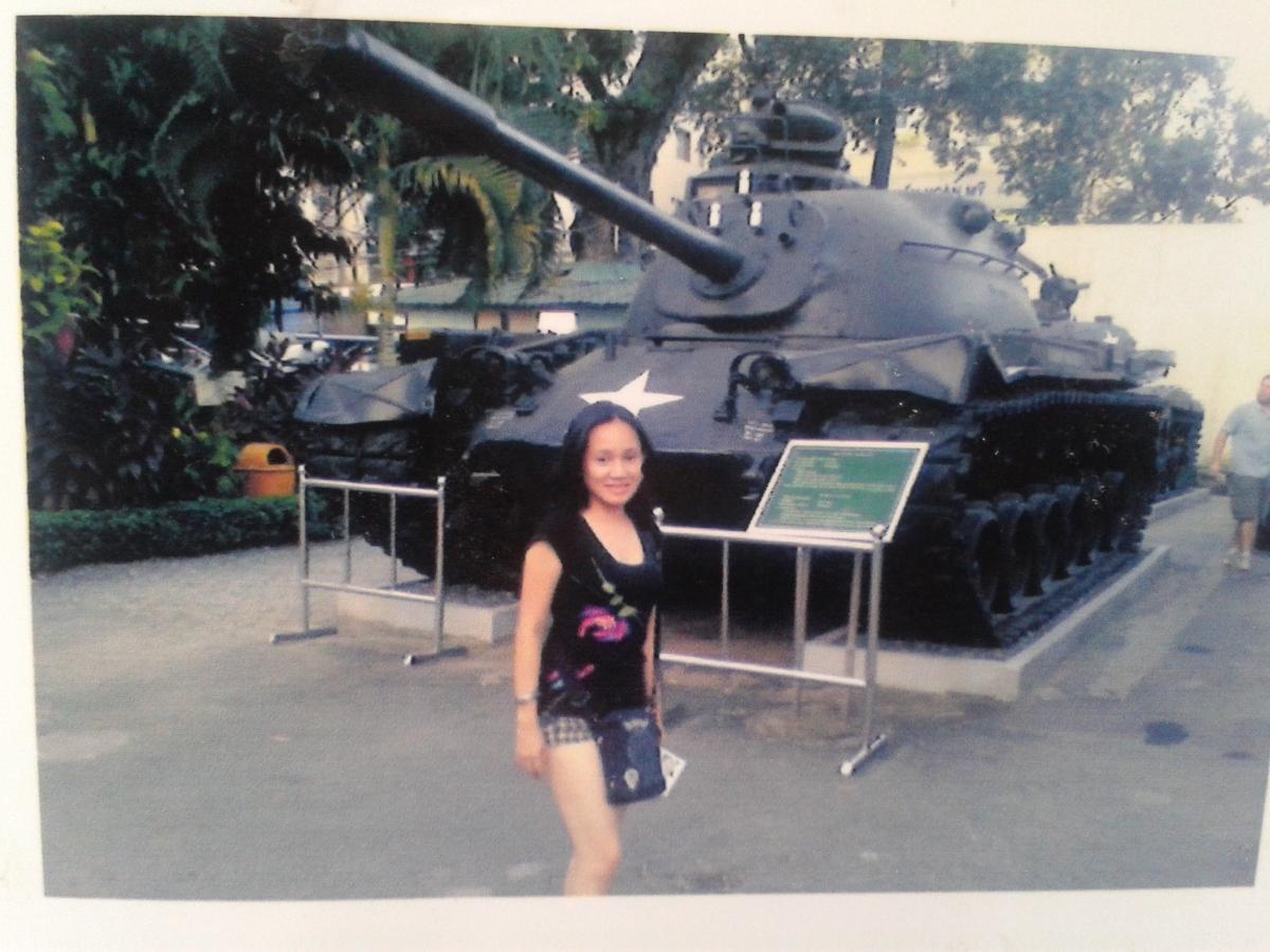 M48 A3 Tank | Porsche's Diary
